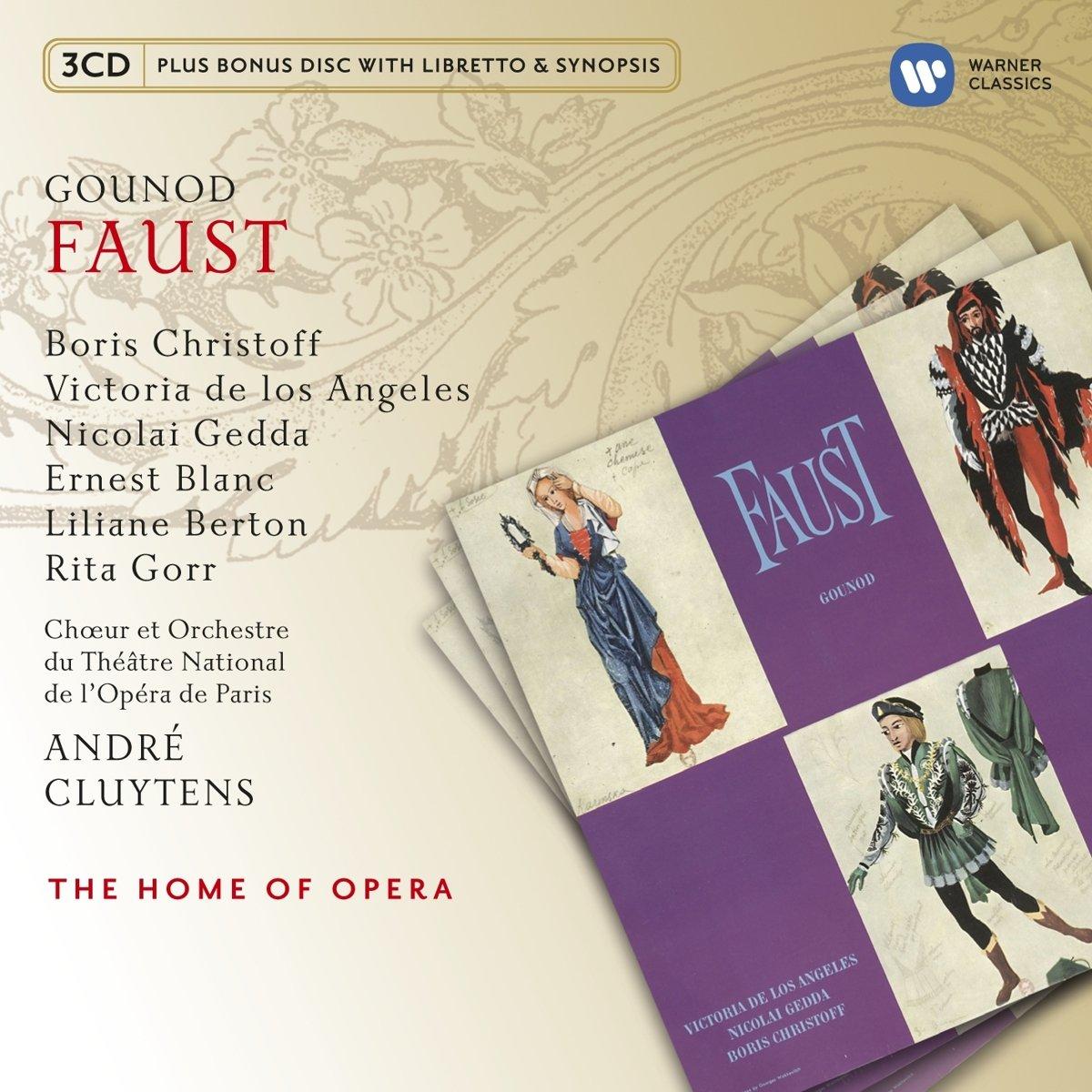 Gounod: Faust by EMI CLASSICS