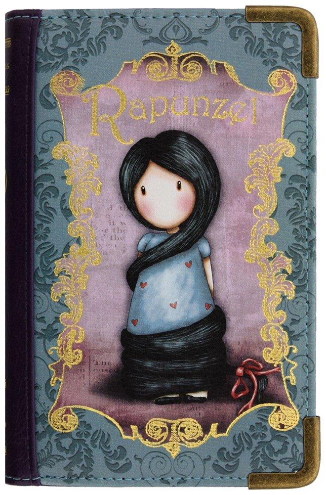 Santoro Gorjuss Crónicas Monedero - Rapunzel