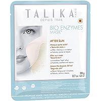 Talika Biologisch enzymes Mask After Sun - After Sun masker met biocellulose - hydraterend en kalmerend gezichtsmasker…