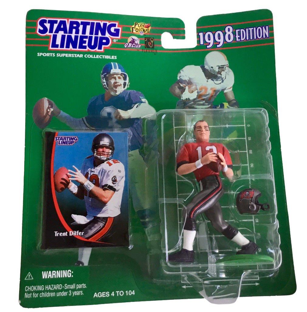 hasta un 50% de descuento 1998 Trent Dilfer NFL Starting Lineup Figure by Starting Line Line Line Up  entrega gratis