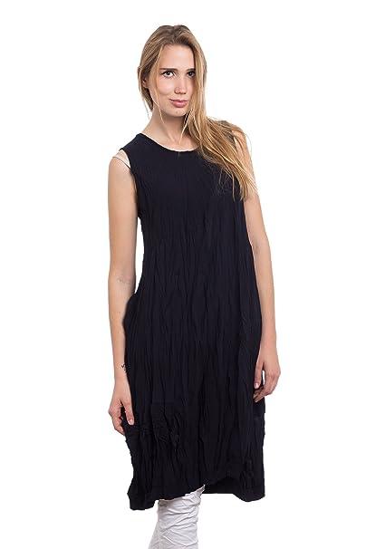 Abbino 6202 Vestido para Mujer - Hecho en ITALIA - 4 Colores - Entretiempo Primavera Verano Otoño Formales Casual Vintage Oficina Fiesta Fashion Chica Joven ...