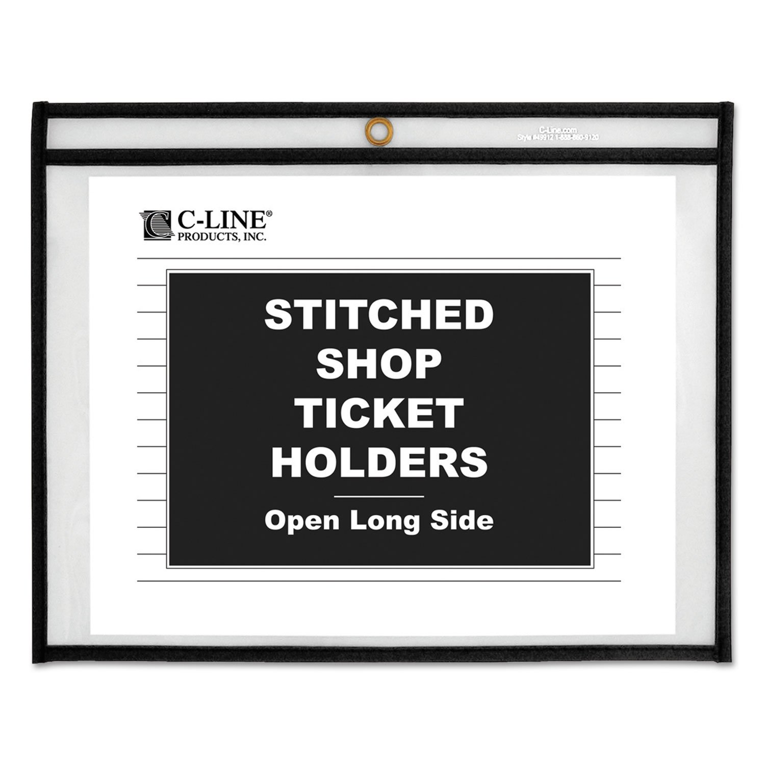 CLI49911 - C-line Shop Ticket Holders by C-Line