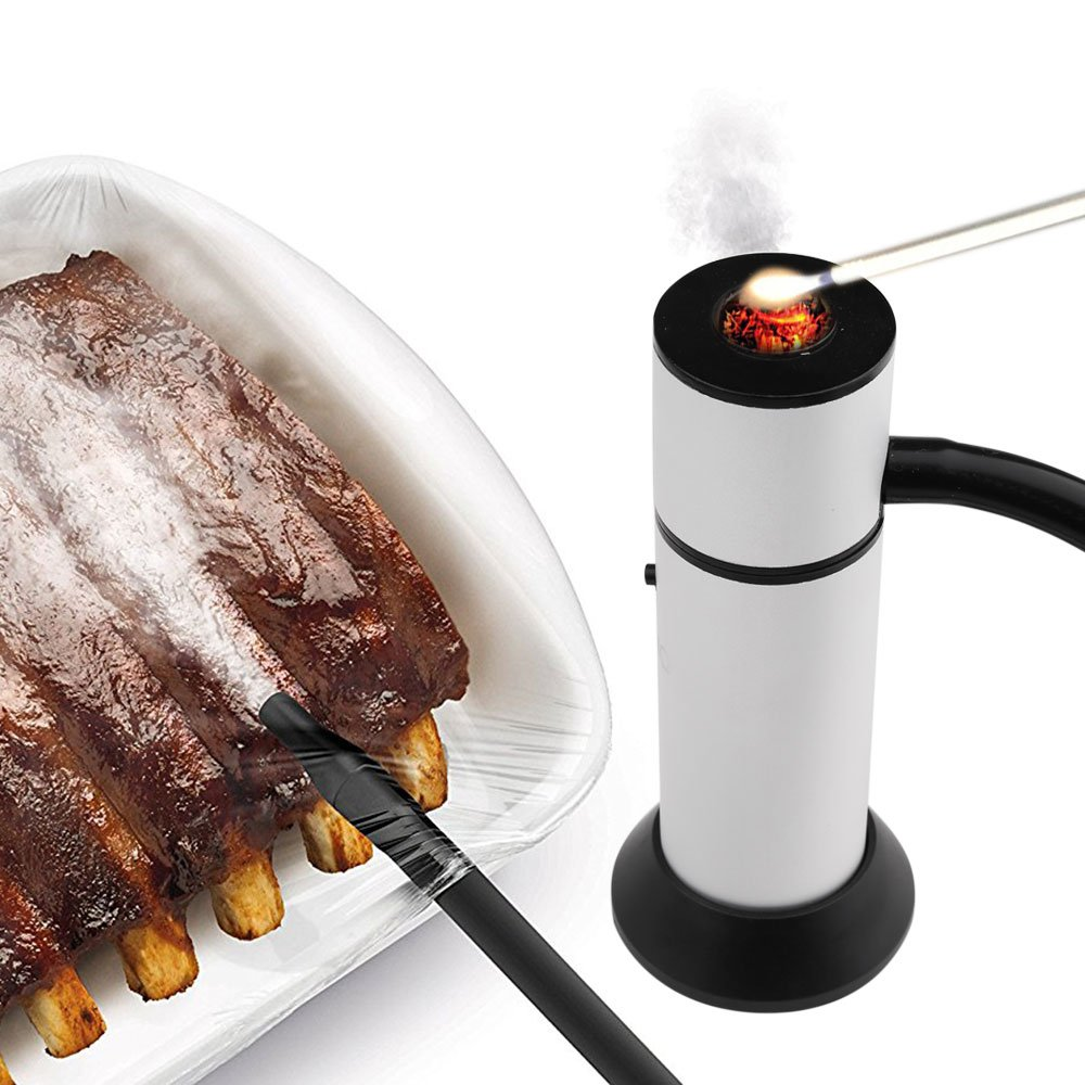 ARINO Smoking Gun Food Smoker Smoke Infuser Gun Meat Smoker Health Portable Smoking Gun for Cooking BBQ etc