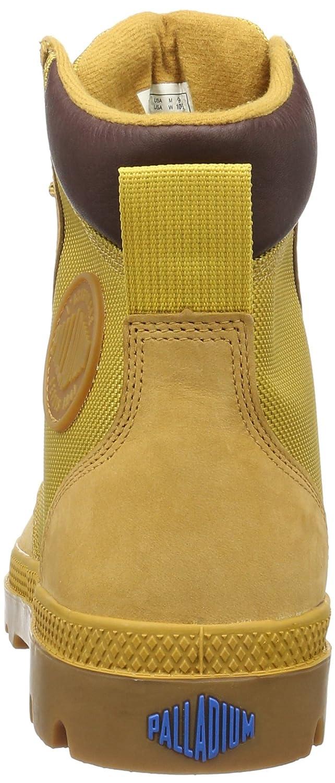 Palladium Wpn Unisex-Erwachsene Pampa Sport Cuff Wpn Palladium Combat Boots Gold (228) b36638