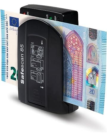 Safescan 85 - Detector portátil de billetes falsos