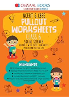 WORKBOOK SOCIAL SCIENCE CBSE- CLASS 6TH: Amazon in: Arihant