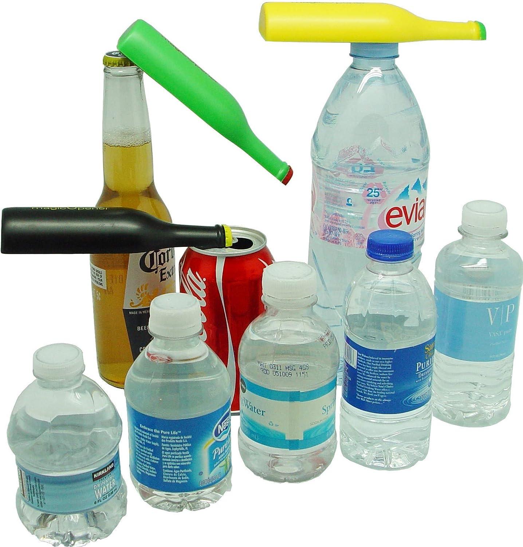 Arthritis Soda Bottle Opener | magic Opener ORIGINAL | Arthritis Helpers - 3 in 1 - Multi Bottle Opener - Magnetic Bottle Opener for Fridge, Ergonomic - Twist Off Bottle Openers, Seniors Help