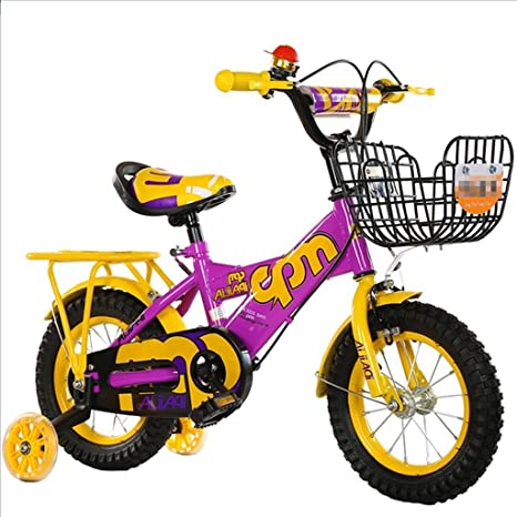 Li jing home Bicicletas para niños Adecuado 2-3-6-8 Niños y