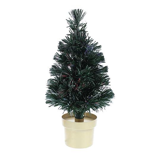Mini USB Fibre Optic Christmas Tree : LED : 40cm Tall : Green: Amazon.co.uk:  Lighting - Mini USB Fibre Optic Christmas Tree : LED : 40cm Tall : Green