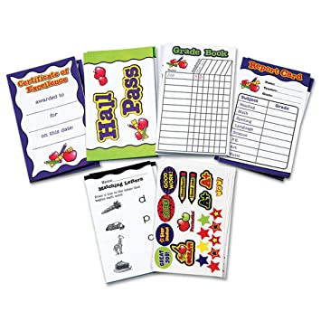 Learning Resources Pretend Play School Set Accessory Kit Amazon