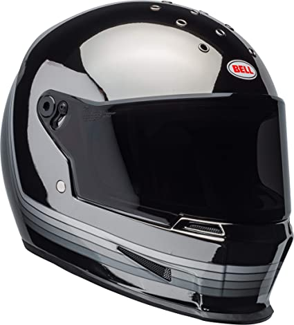 Bell Helmet eliminator solid black m