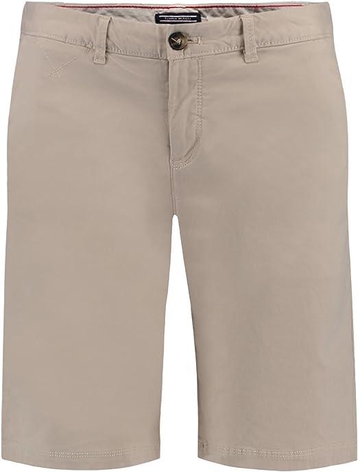 TOMMY HILFIGER Damen Shorts Bermuda Hose Baumwolle NEU