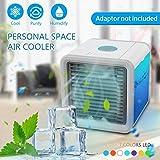 lufterfrischer cool air wassertank 2 geschwindigkeiten schwenkbar k che haushalt. Black Bedroom Furniture Sets. Home Design Ideas