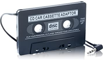 AUX Cartuchos de cartuchos de adaptador | Fácil su Radio de coche con conector para 3.5 ...