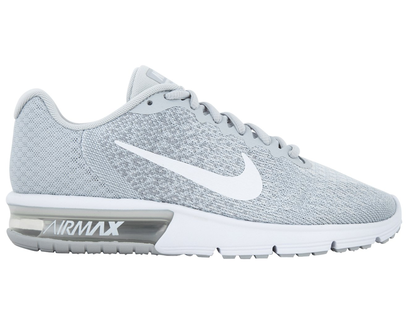 549702c578 Galleon - Nike Womens Air Max Sequent 2 Platinum/White/Wolf Grey 11 B(M) US
