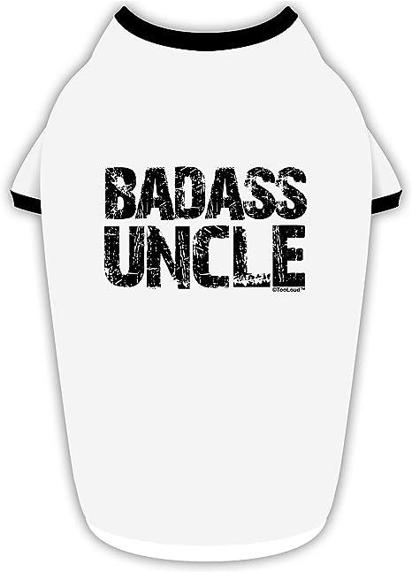 TooLoud Badass Uncle Sweatshirt
