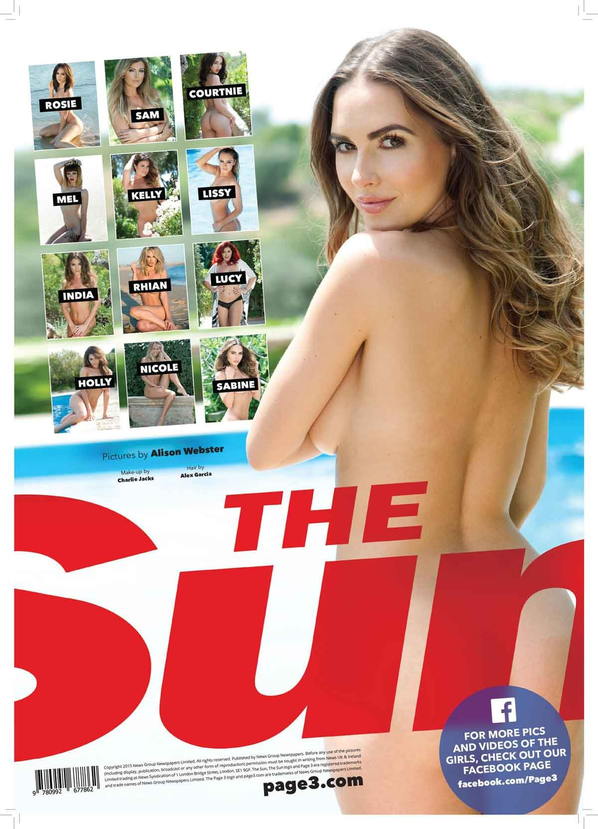 Kelly The Sun Page 3 >> Page 3 2016 9780992677862 Amazon Com Books
