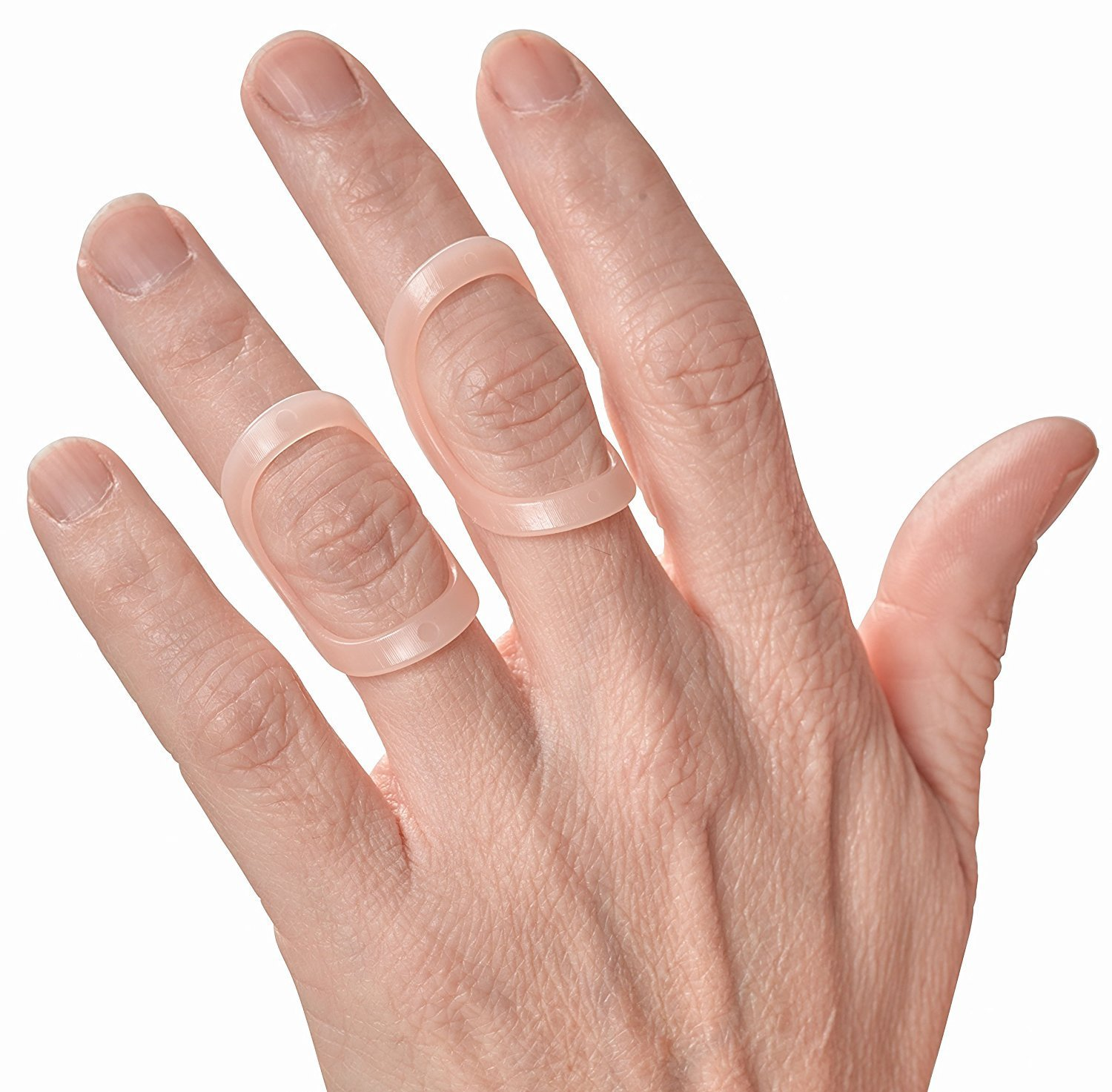 3 Point Products P1008-12 Oval-8 Finger Splint, Size 12