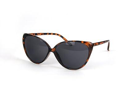 Women Retro Cat Eye Oversized Sunglasses P3028 (2 pcs ...