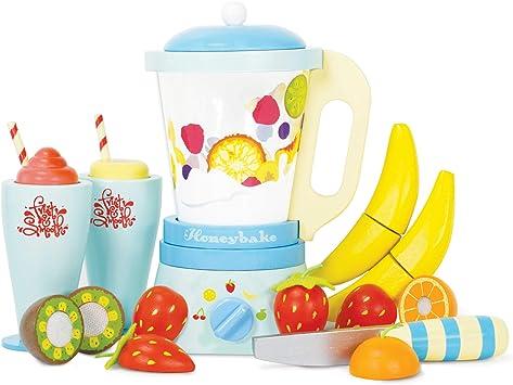 Honeybake Le Toy Van - El Robot Fruit & Smooth - Tv296: Amazon.es: Juguetes y juegos