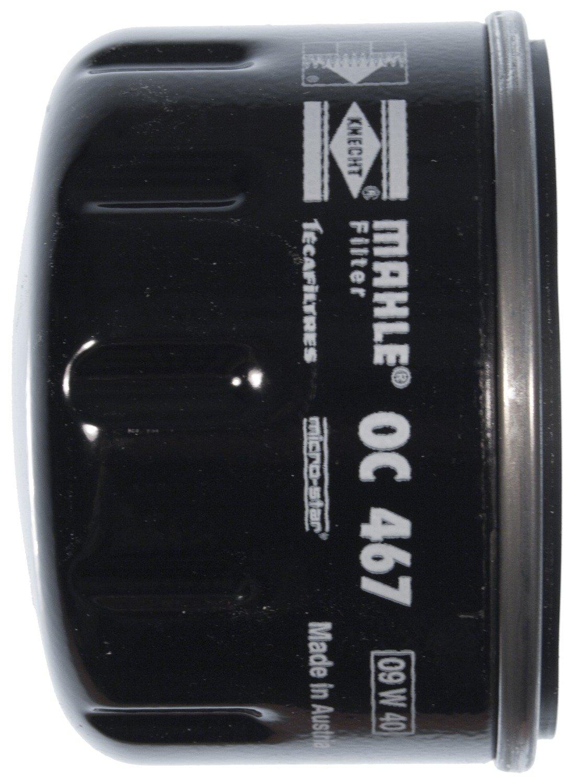 Knecht OC467 Filtre à huile MAHLE AFTERMARKET GMBH OC 467 95237710