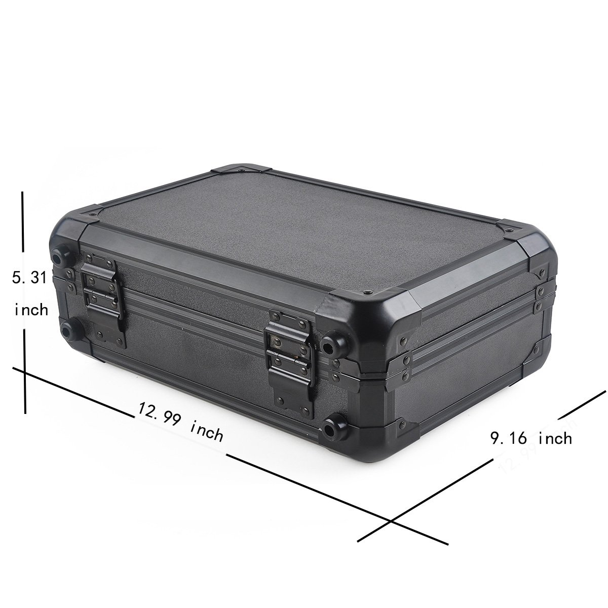 Hobby-Ace DJI Spark Drone Carrying Case by Travel Storage Case Bag fit for Spark Accessories Remote Controller and 3 Batteries,Propellers,Battery Charger and other accessories by Snotra Shop (Image #3)