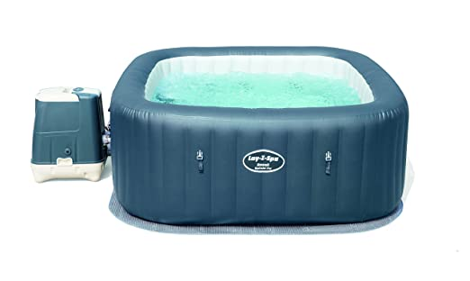 Bestway - SPA Hinchable Lay- Z-SPA Hawaii Hydrojet Pro para 4-6 ...
