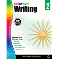 Spectrum Paperback Writing Book, Grade 2, Ages 7-8