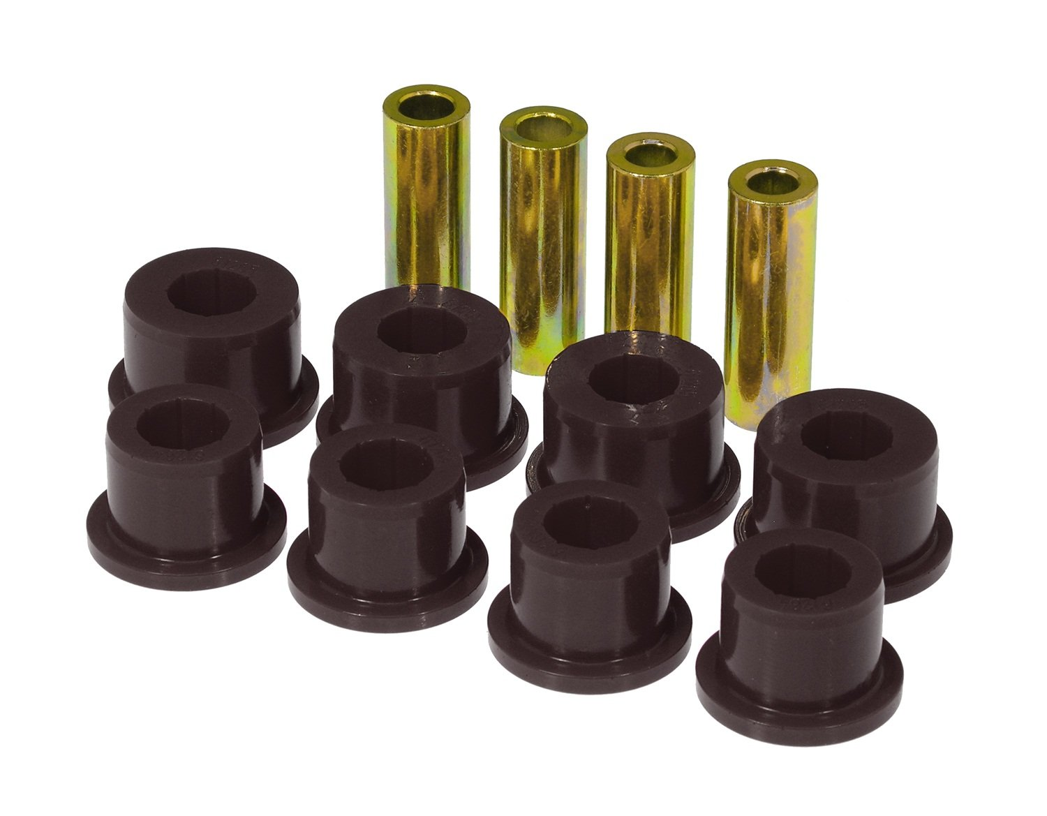 Prothane 7-1057 Leaf Spring Eye and Shackle Bushing Kit