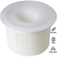 TOPOWN Chaussettes Skimmer Piscine Pre-Filtre jetable pour des filtres, des paniers de Skimmer prefiltre Piscine jusqu'à 24 cm …