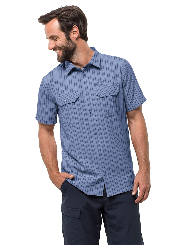 Jack Wolfskin Herren Thompson Shirt Hemd