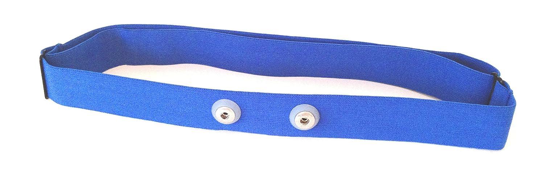 Soft strap–Cinturón de recambio azul–Blue para Sigma Modelos R1, R3, STS y Comfortex Adecuado, Soft de Strap M de XXL GO-SHOPPING24