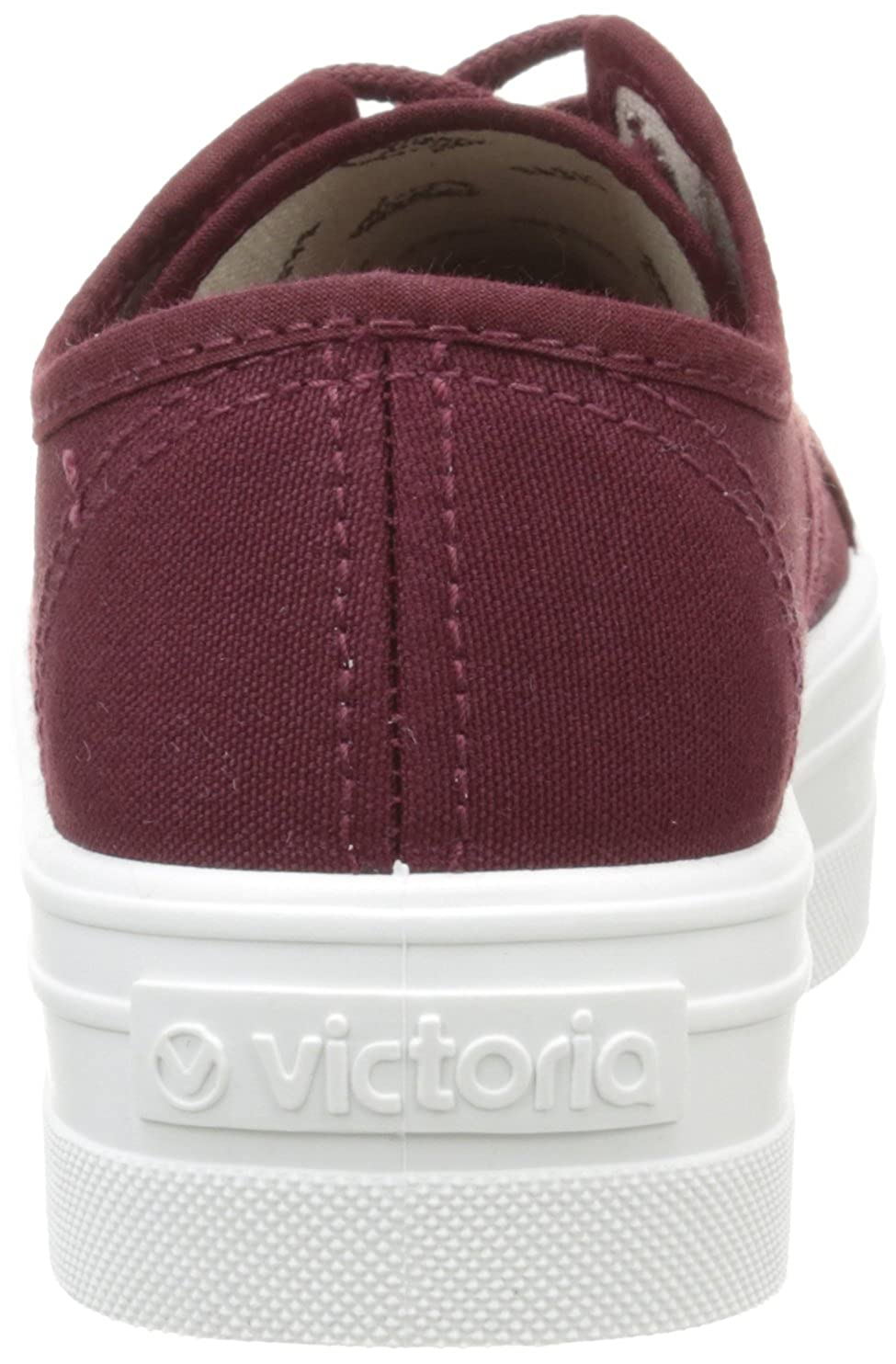 Amazon.com | Victoria Womens Salon Lona Tintada Canvas Slip On Sneaker | Running