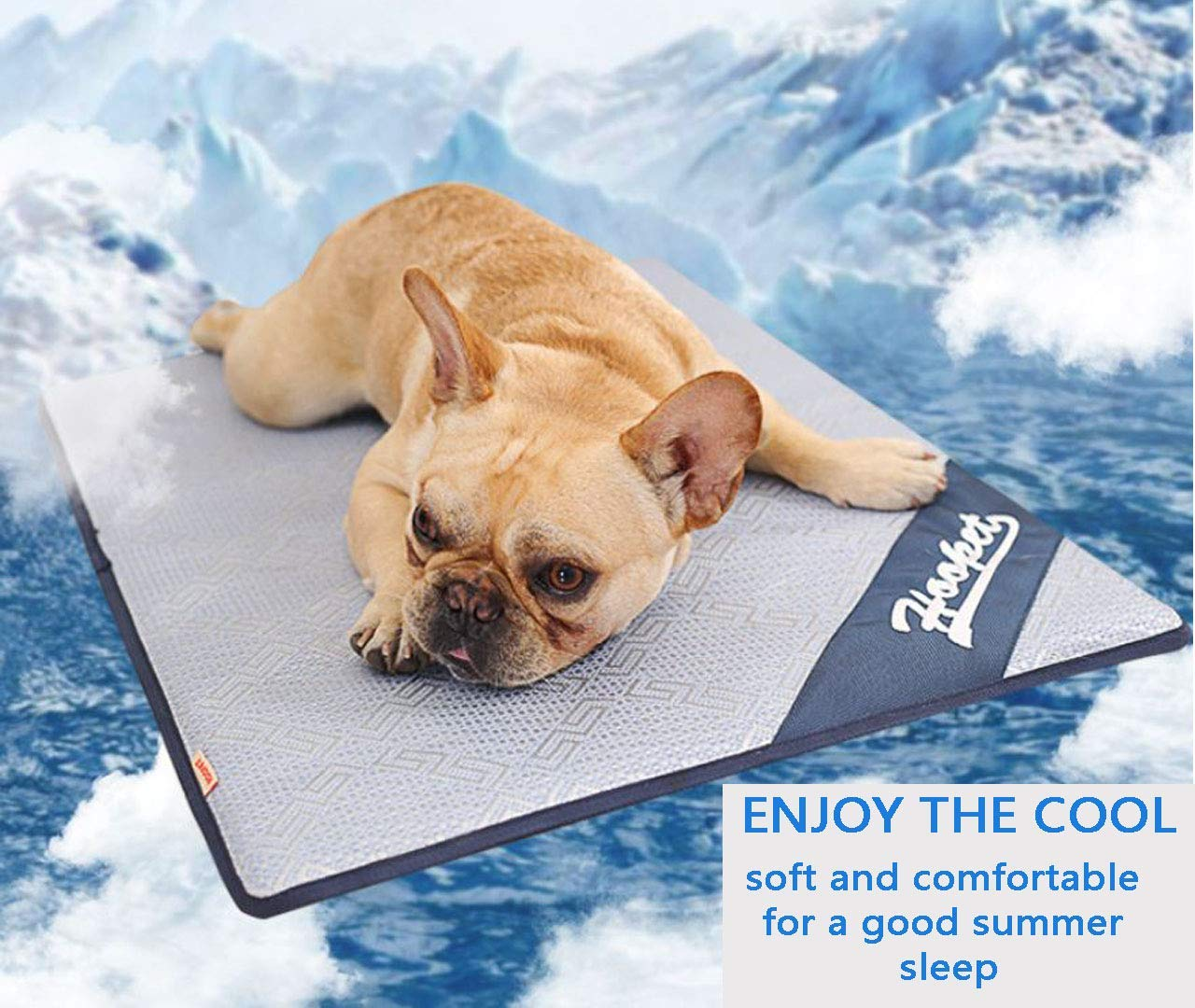 Amazon.com: H-Jia - Alfombrilla de gel de refrigeración para ...
