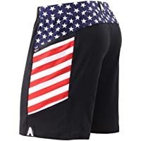 "Anthem Athletics Hyperflex Men's 7"" Cross-Training Workout Gym Shorts"