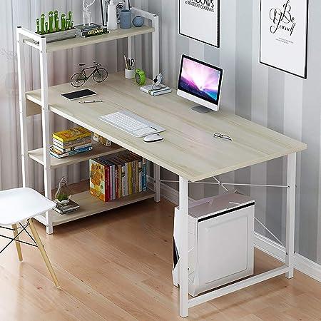 Mesa para Casa, Oficina Escritorio de Estudio, Ordenador portátil ...