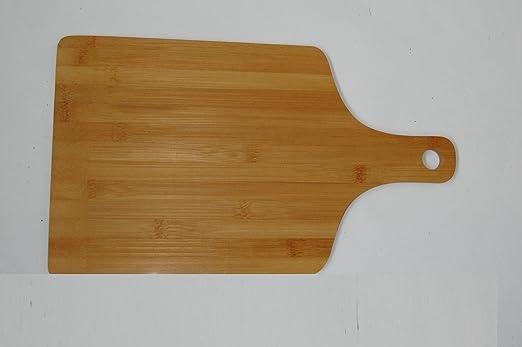 Pizzaschieber Pizzaschaufel Brotschieber Brotschaufel Bambus 22x38cm NEU