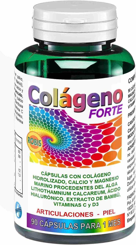 Colágeno con magnesio – 90 comprimidos articulaciones fuertes y piel tersa. Regenerador de tejidos con colágeno hidrolizado y Ácido hialurónico.: Amazon.es: Salud y cuidado personal