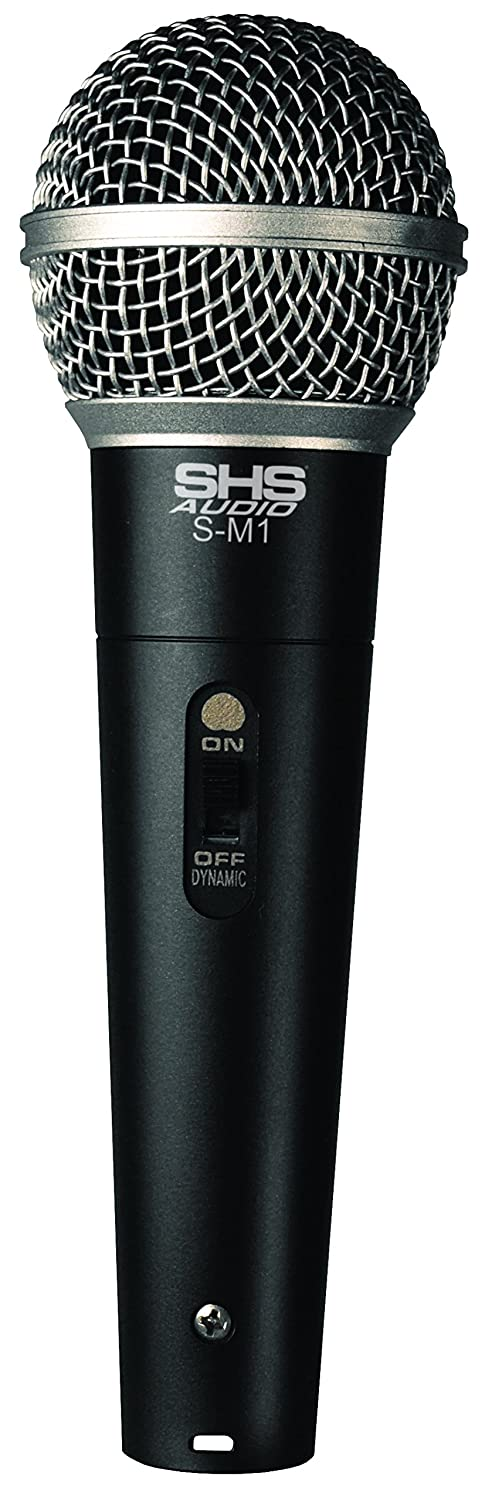 SHS Audio S-M1 Vocal Microphone with Cable and Case SHS International Inc.
