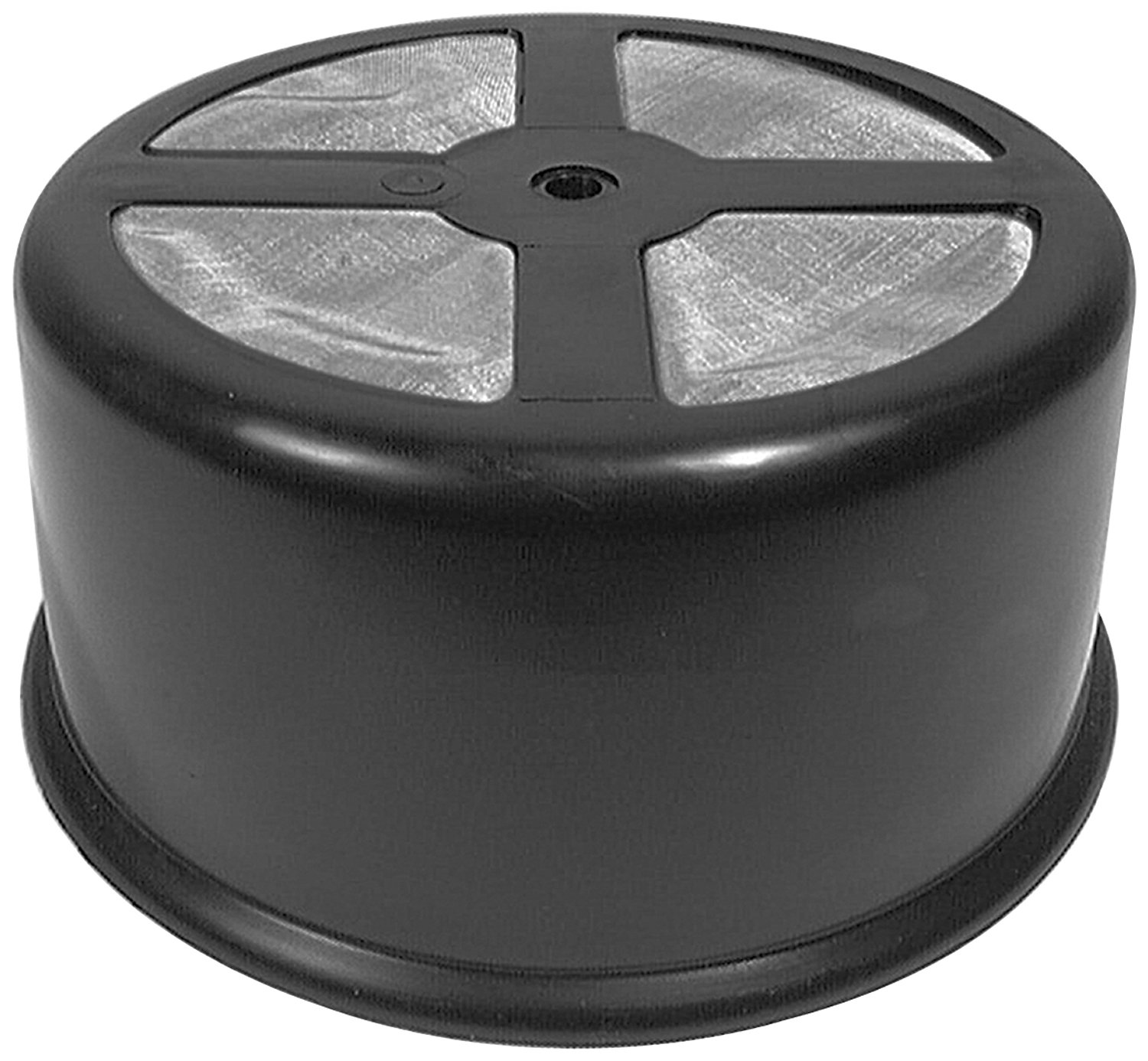 Allstar Performance ALL26040 Black Carburetor Hat