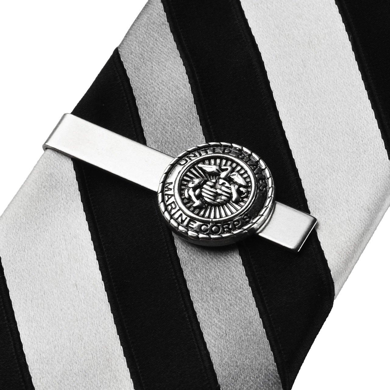 Infantería de Marina Tie Clip: Amazon.es: Joyería