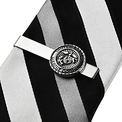 Amazon marine corps tie clip jewelry marine corps tie clip ccuart Image collections