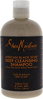 product image for Shea Moisture African Black Soap Deep Cleansing Shampoo - 13 oz.
