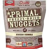 Primal Freeze Dried Dog Food Venison Formula