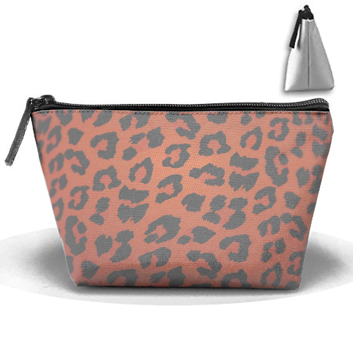 2f500d79c9af Cheetah Print Makeup Bag | Saubhaya Makeup