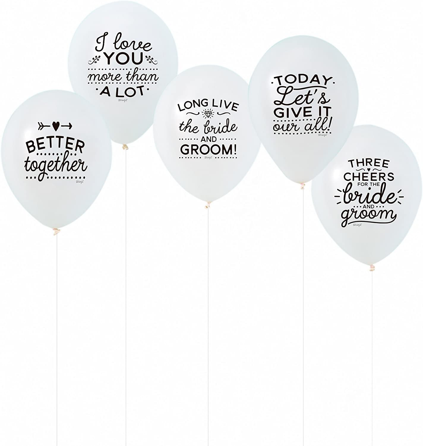 Mr. Wonderful - Globos