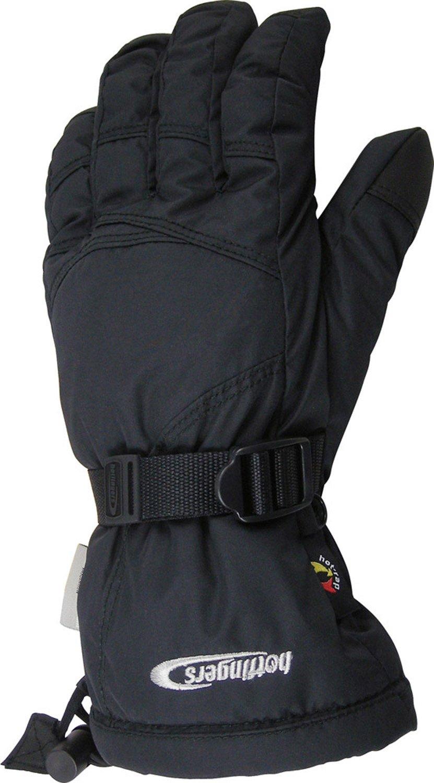 Hotfingers PC29J Kid's Stellar Jr Glove, Black - XL