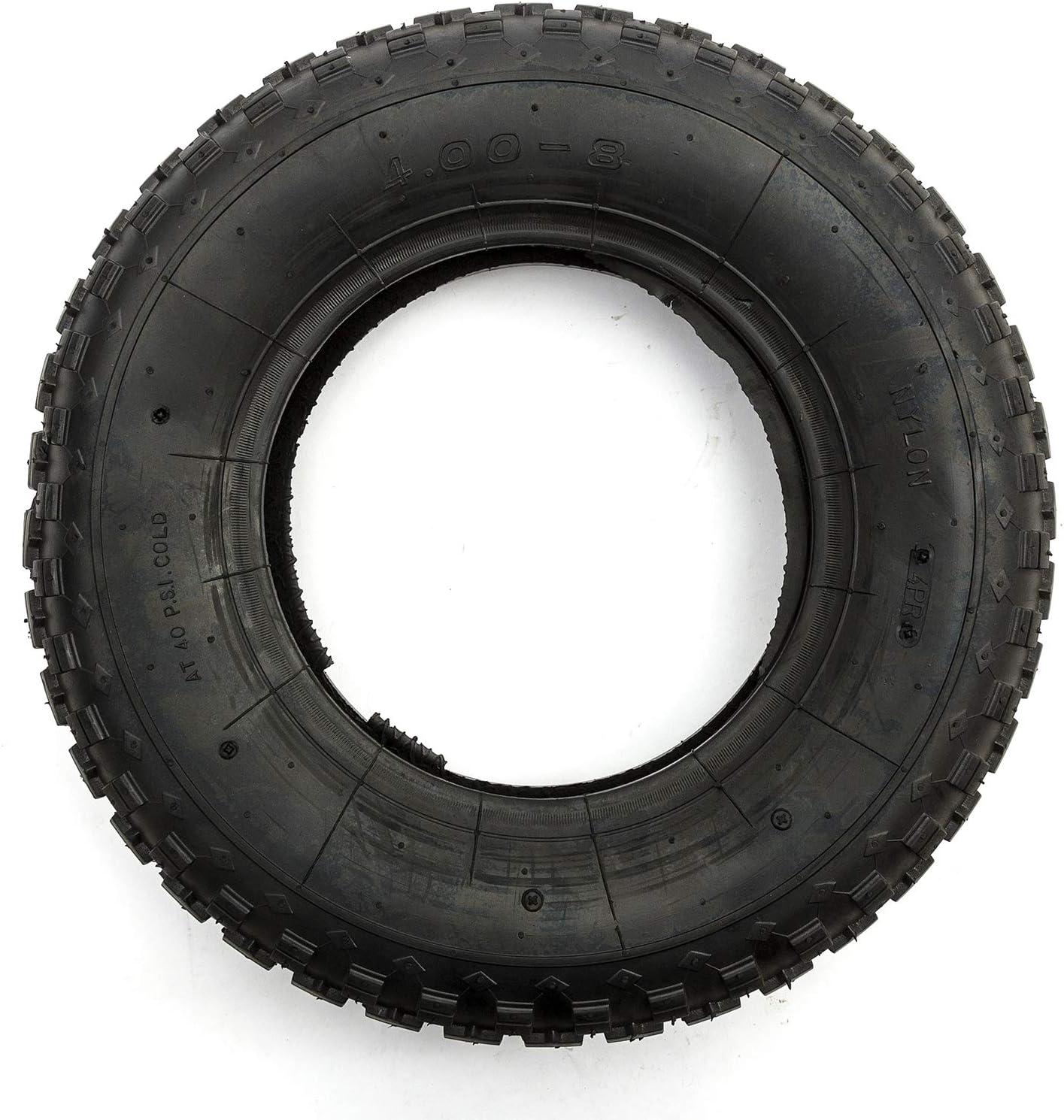 camera daria 4.80//4.00-8 battistrada Knobbly DR49 Dirtbike Offroad per taglie 3.50-8 o 4.80-8 o 4.80//4.00-8 Pneumatico
