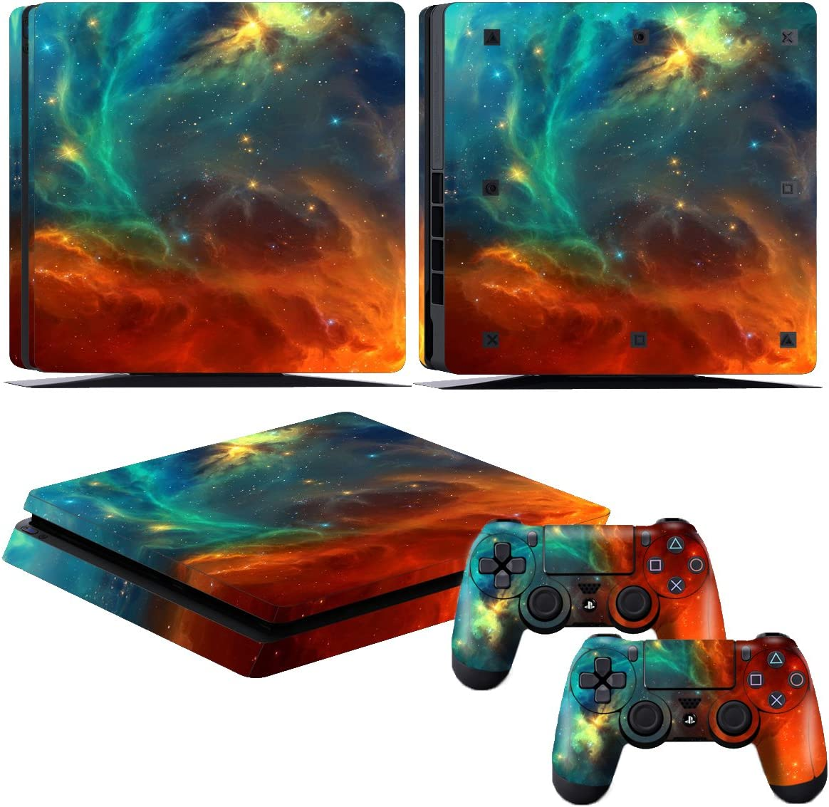 Video Games & Consoles Faceplates, Decals & Stickers Nba 2k18 1 Sticker Console Decal Playstation 4 Controller Vinyl Ps4 Skin