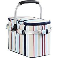 YJDHCA Outdoor Picnic Insulation Bag, Picnic Cooler, Outdoor Barbecue Refrigerator, Picnic Insulation Bag, Fresh Picnic…